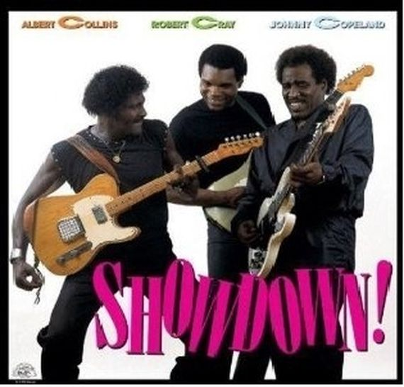 Albert Collins / Robert Cray / Johnny Copeland  Showdown!