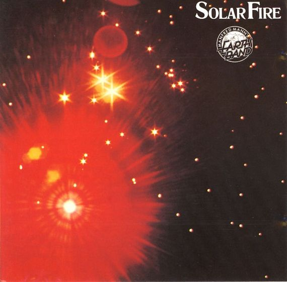 Manfred Mann's Earthband  Solar Fire