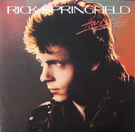 Rick Springfield  Hard To Hold  Soundtrack Recording