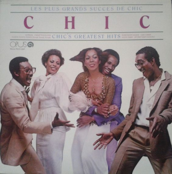 Chic  Les Plus Grands Succes De Chic (Chic's Greatest Hits)
