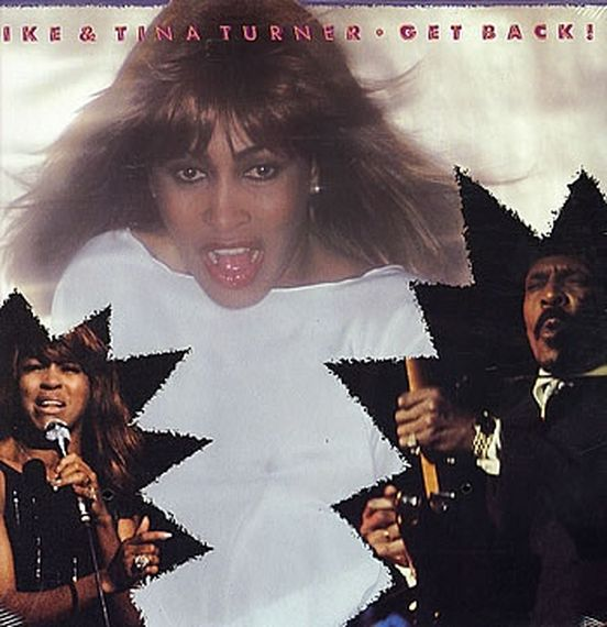 Ike & Tina Turner  Get Back!