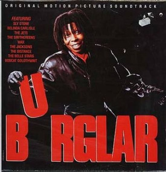 Various  Burglar Original Motion Picture Soundtrack