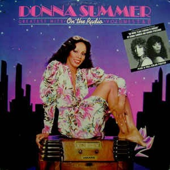 Donna Summer  On The Radio  Greatest Hits Volumes I & II